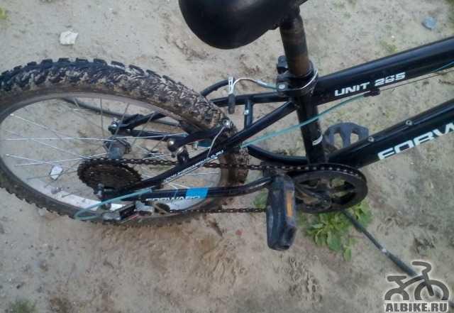 Велосипед forword