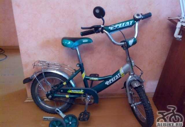 Велосипед Фрегат для детей 3-6 лет