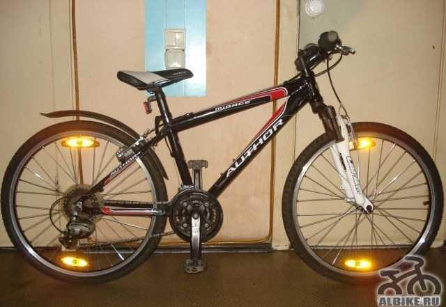 Подростковый велосипед Author Мираж