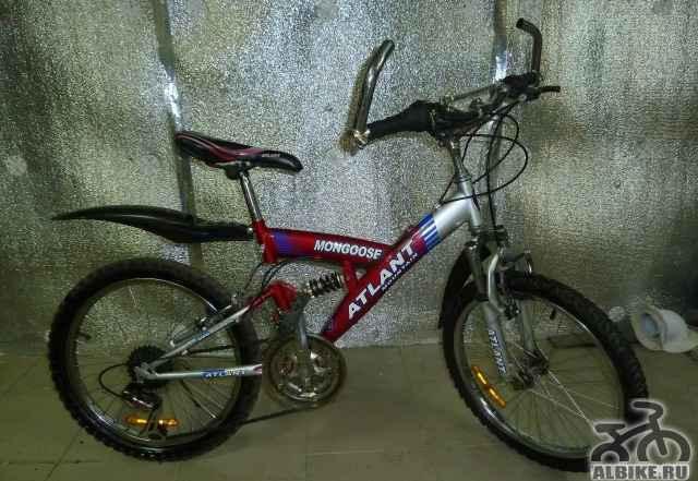 Подростковый велобайк