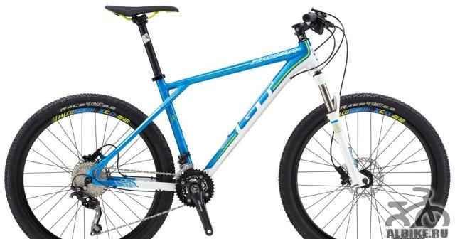 Продам велосипед GT Zaskar модель 14 года