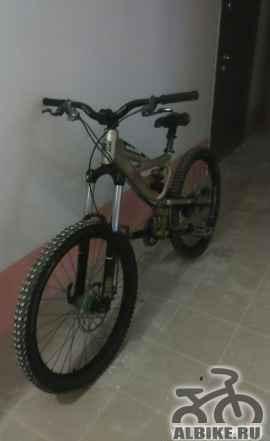 Велосипед Mongoose Блак Diamond 2008г