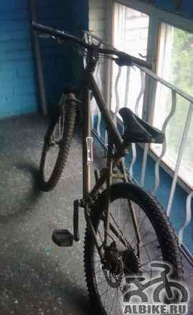 Отличный, горный велосипед GTX