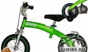 Велосипед Беговел-велосипед RoyalBaby Пони 2015