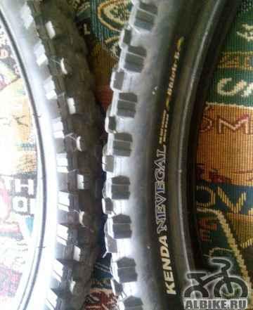 """Велопокрышки Kenda Nevegal 26x2.35"""" Folding"""