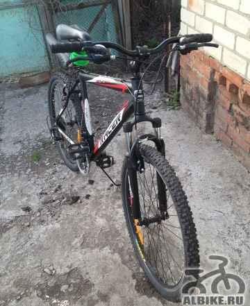 Велосипед горный Рейсер Спайкер