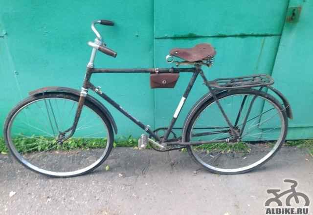 Велосипед Украина хвз в 134 СССР ретро вентаж