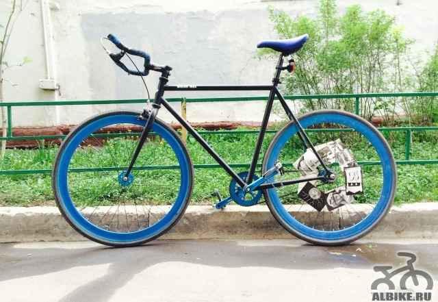 Велосипед Fix гир Pure Bear байк