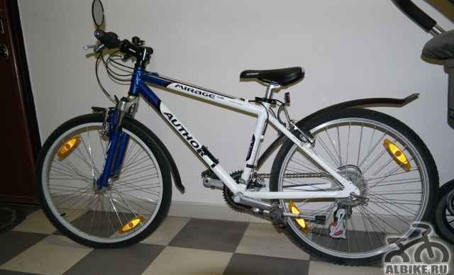 Велосипед author мираж подростковый (б/у)