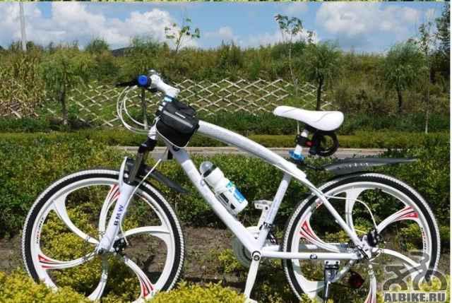 Велосипед на литье БМВ X1