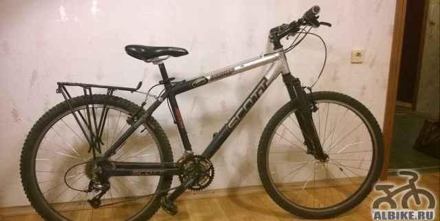 Велосипед Scott Монтана