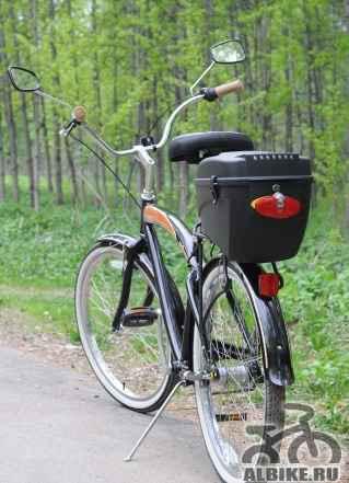 Велосипед Nirve Forty Nine (2014)