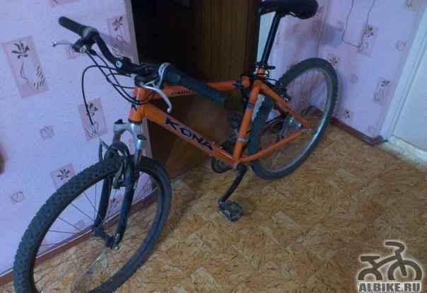 Продам велосипед Kona Кросс Кантри