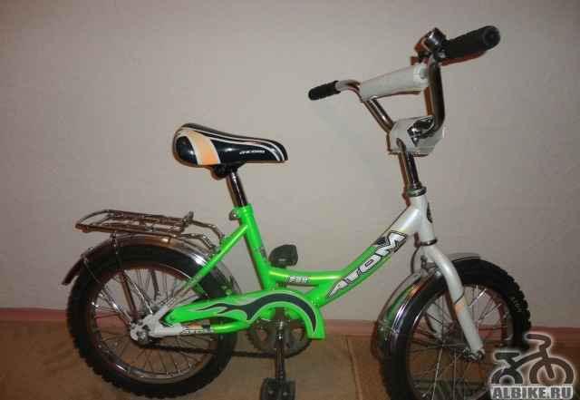 Велосипед детский атом