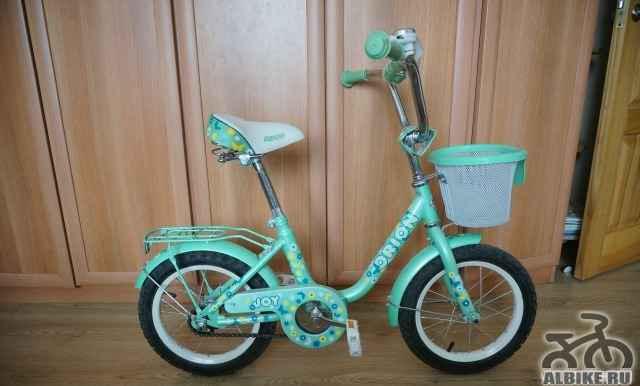 Велосипед детский орион Joy 14 дюймов