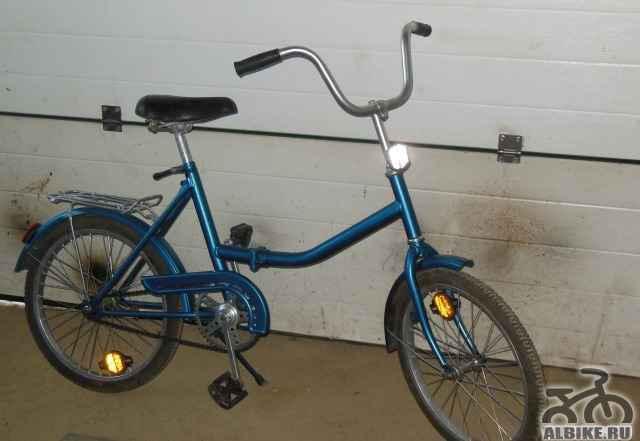 Велосипед складной 24дюйма