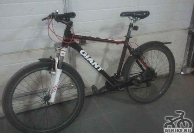 Велосипед горный giant rincon