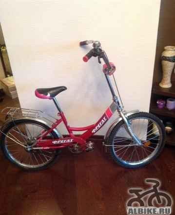 Детский велосипед Фрегат