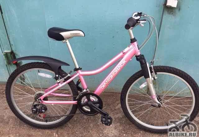 Горный детский подростковый велосипед Diamondback