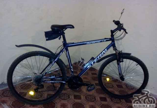 Велосипед stern, хорошее состояние
