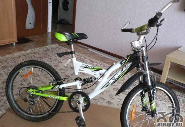 Продам велосипед стелс piot -250