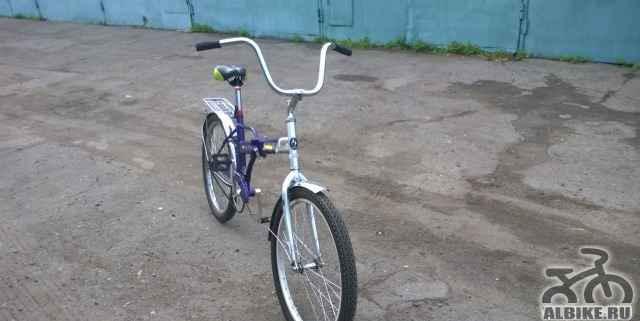 Велосипед Стелс Сити винд