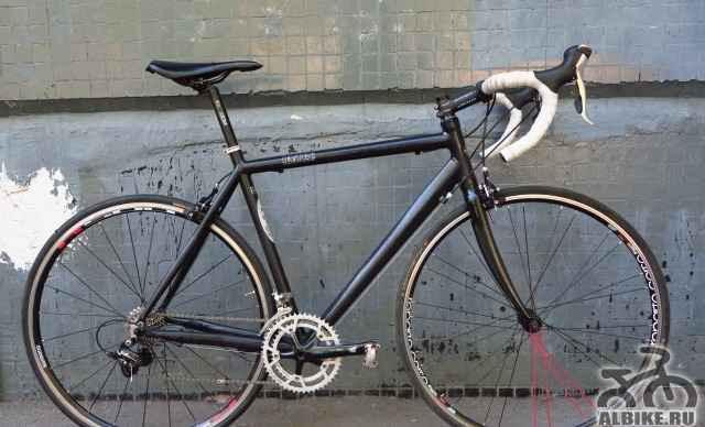 Шоссейный велосипед ra-co intec