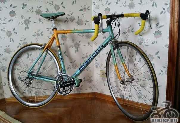 Шоссейный велосипед Bianchi