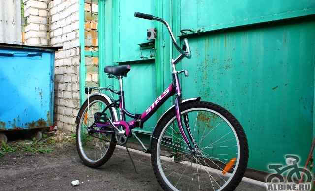 Велосипед стелс Пилот 710 б/у