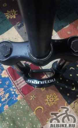 Manitou Stance Static, 100мм