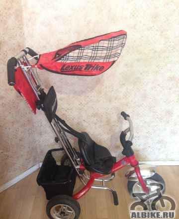 Велосипед детский Лексус Trike