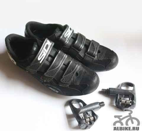 Шоссейные велотуфли Sidi 41-42