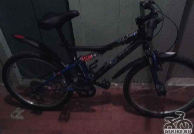 Горный велосипед decathlon creation
