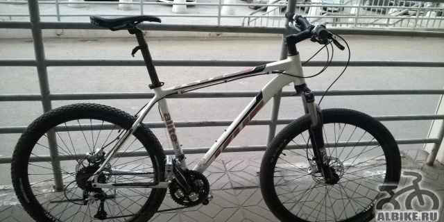 "Велосипед KHS Alite 1000 21"" (белый)"