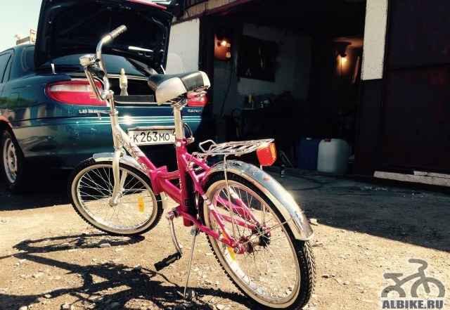 Велосипед Стелс пилот