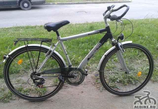 Качественный велосипед из Германии