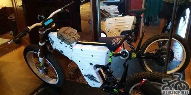 Электровелосипед Greyborg