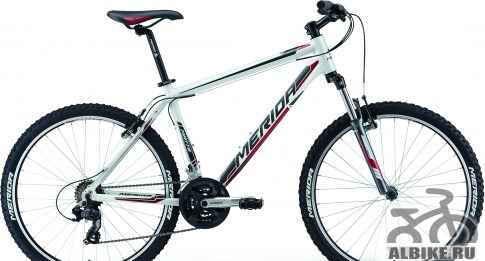 Продам велосипед Merida Matts 10 (2014), бело-кра