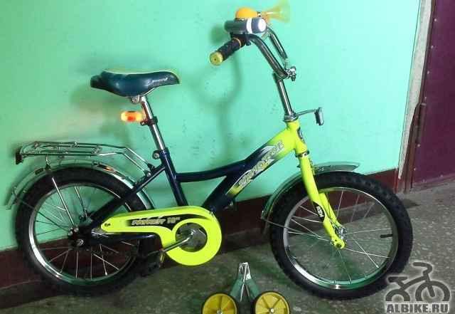 Велосипед детский Навигатор PatРиоt16 от3-8 Новый
