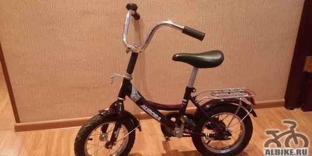 Велосипед 2-ух колёсный аврора