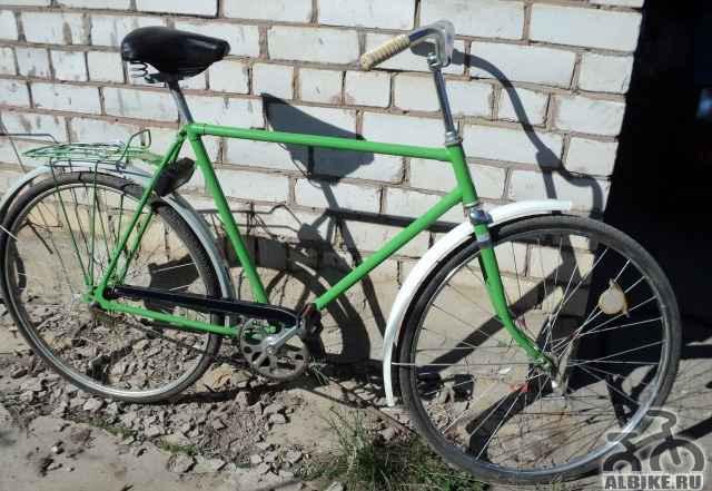 Велосипед взрослый б/у