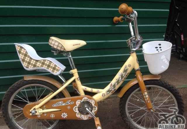 Велосипед для ребенка 5-7 лет