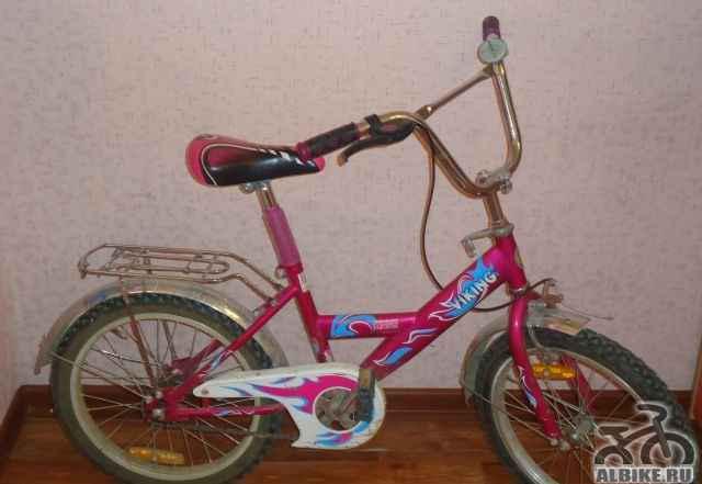 Велосипед детский для детей от 7 лет