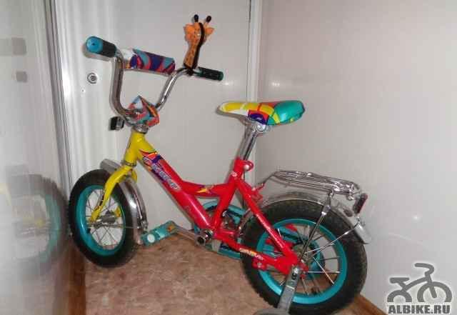"""Детский велосипед"""" скиф-12"""""""