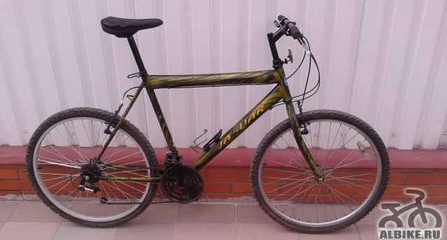 Велосипед-горный jacuar