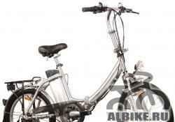 Электровелосипед Велогибрид