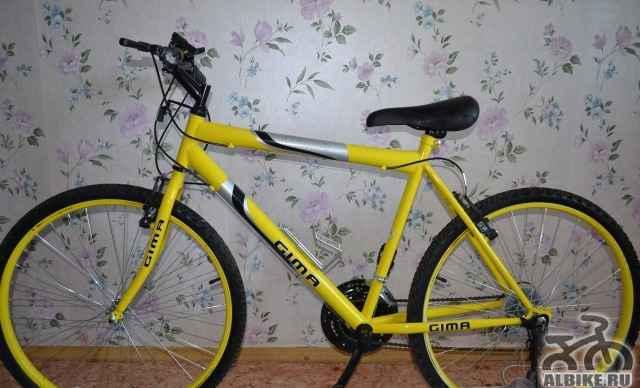 """Новый велосипед gima 26"""""""