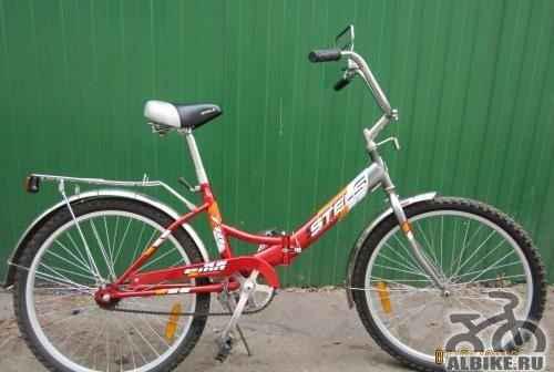 Продаю велосипед Стелс