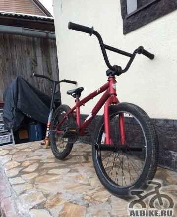 BMX haro очень крепкий