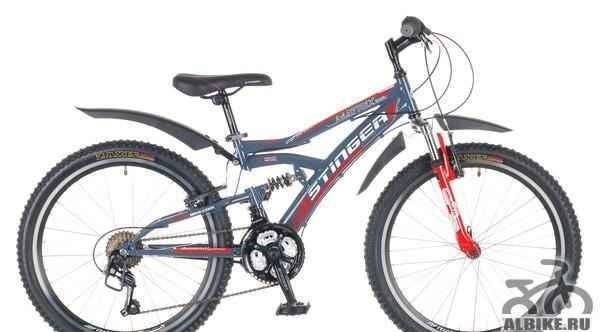 Велосипед 24 стингер Горный арт. Х50820-К